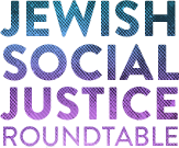 Jewish Social Justice Roundtable Affiliates Map